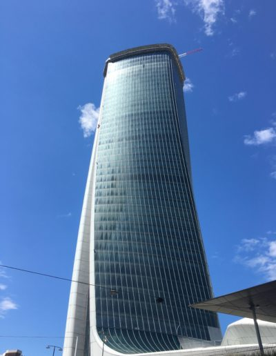 MILAN GUIDE TOURS - TOWER HADID CITYLIFE