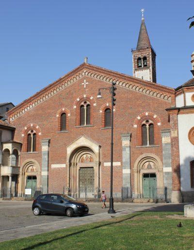 MILAN GUIDE TOURS - SANT'EUSTORGIO CHURCH